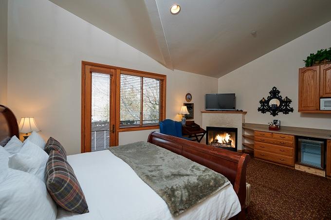Mountain Chalet Aspen Chamonix Room