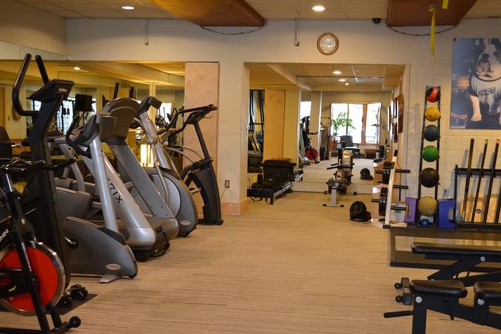 Mountain Chalet Aspen Fitness Gym