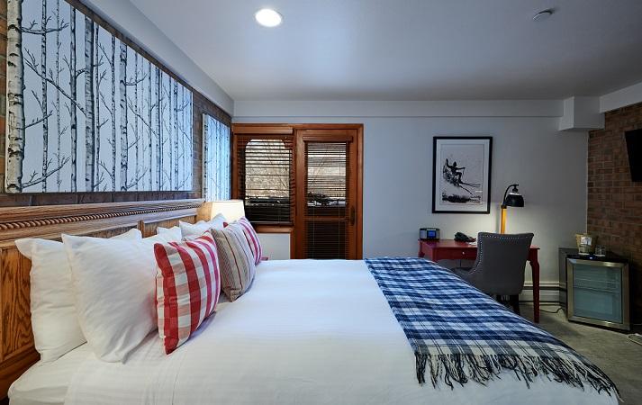 Mountain Chalet Aspen Standard Room